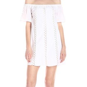 Lucca Couture Dresses - Lucca Off The Shoulder Dress